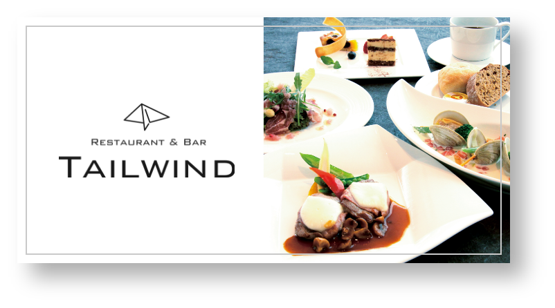 RESTAURANT & BAR TAILWIND